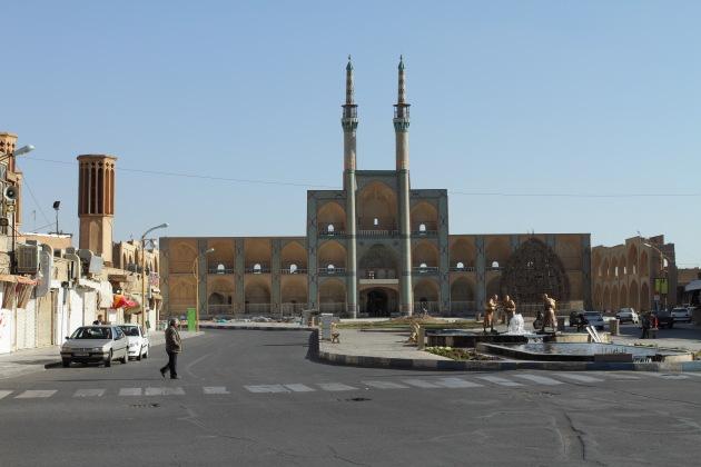 Amir Chakhmakh Complex, Yazd, Iran