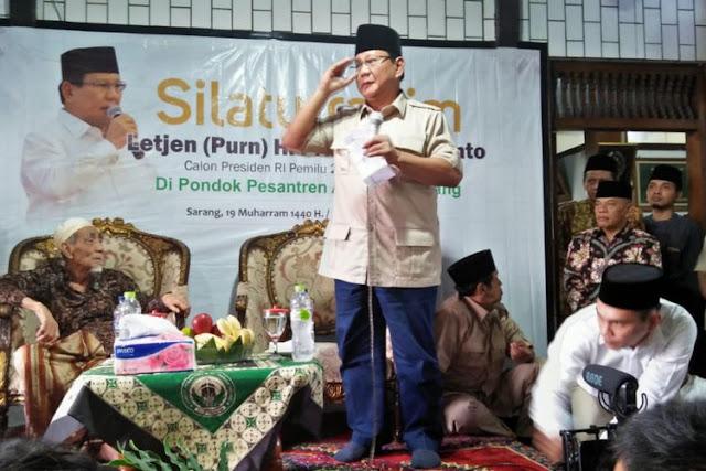 Gerindra: Prabowo Berani Akui Salah, Situasi akan Berbalik