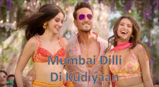Mumbai Dilli Di Kudiyaan Song   Student of the year 2