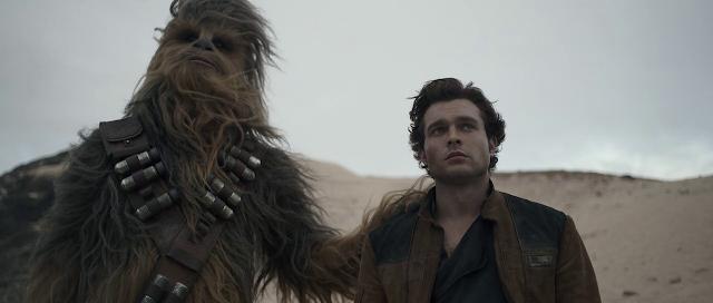 Solo: A Star Wars Story (2018) Dual Audio [Hindi-English] 720p BluRay ESubs Download