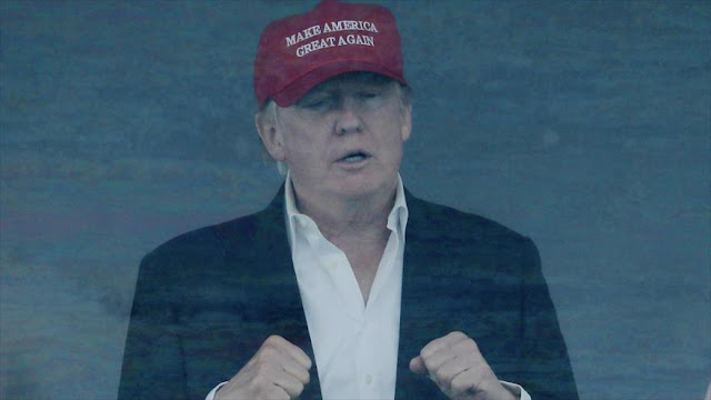 Mínimo nivel en 70 años: Trump bate récord de desaprobación