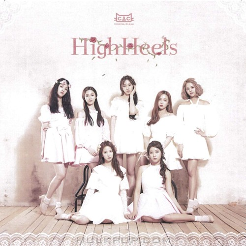 CLC – High Heels (Japanese)- EP (ITUNES PLUS AAC M4A)
