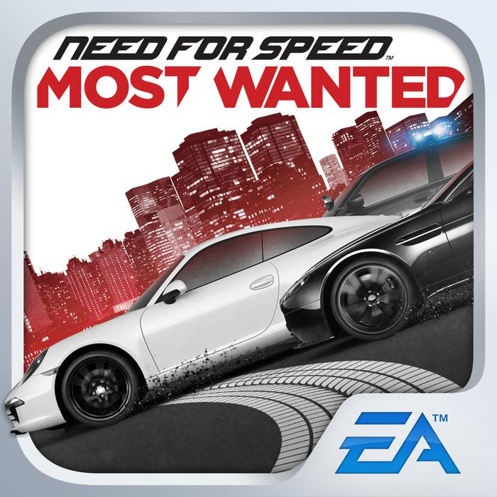 Need for Speed: Most Wanted Apk + Data Terbaru