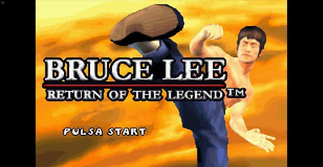 Bruce Lee: El retorno de la Leyenda - Español - Captura 2
