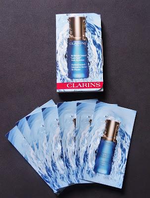 Clarins - Bi-Serum Intensiv 7 Tages Kur - Douglas BOB April 2016