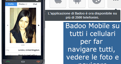 M badoo con