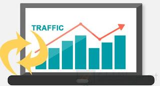 Penyebab trafik blog susah meningkat