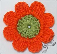 TEJER GANCHILLO CROCHET Cmo hacer flores a ganchillo o crochet de