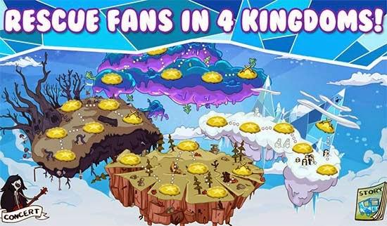 Rock Bandits Adventure Time