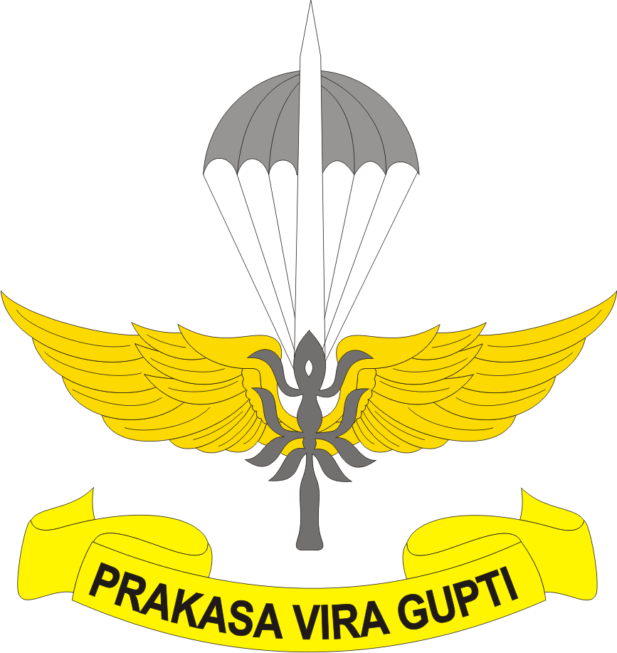 logo divisi infanteri divif 1kostrad cilodong depok