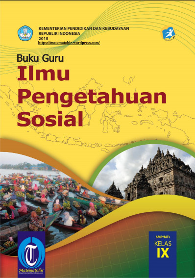 Download Buku Guru Kurikulum 2013 SMP/MTs Kelas 9 Mata Pelajaran IPS