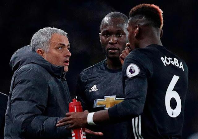 MU căng thẳng leo thang: Mourinho ra tối hậu thư chọn ông hoặc Pogba 2