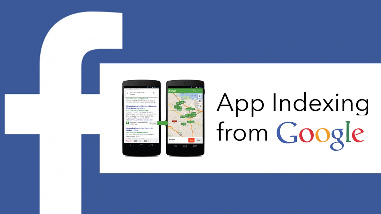 Facebook App Embraces Google App Indexing for Improving Mobile User Experience 1