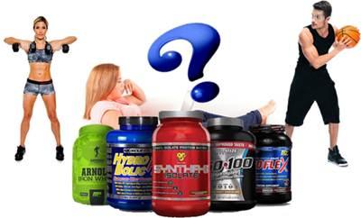 Todos pueden tomar batidos de proteínas pero los resultados no serán los mismos