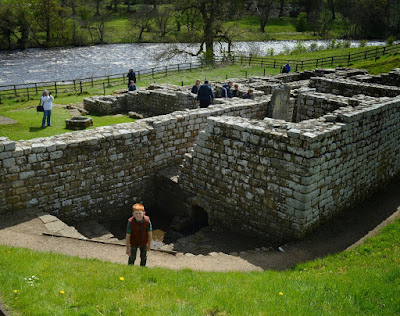 Top 10 Spots To Enjoy A Picnic Along Hadrian's Wall - Chesters Roman Fort