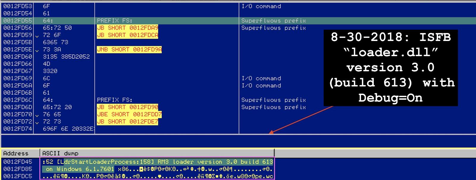 Let's Learn: In-Depth Reversing of Recent Gozi ISFB Banking Malware