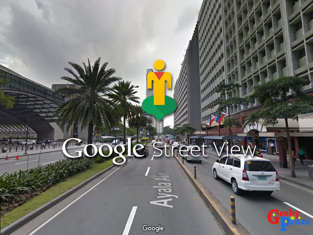 google street view is now officially available in the philippines geeky pinas. Black Bedroom Furniture Sets. Home Design Ideas