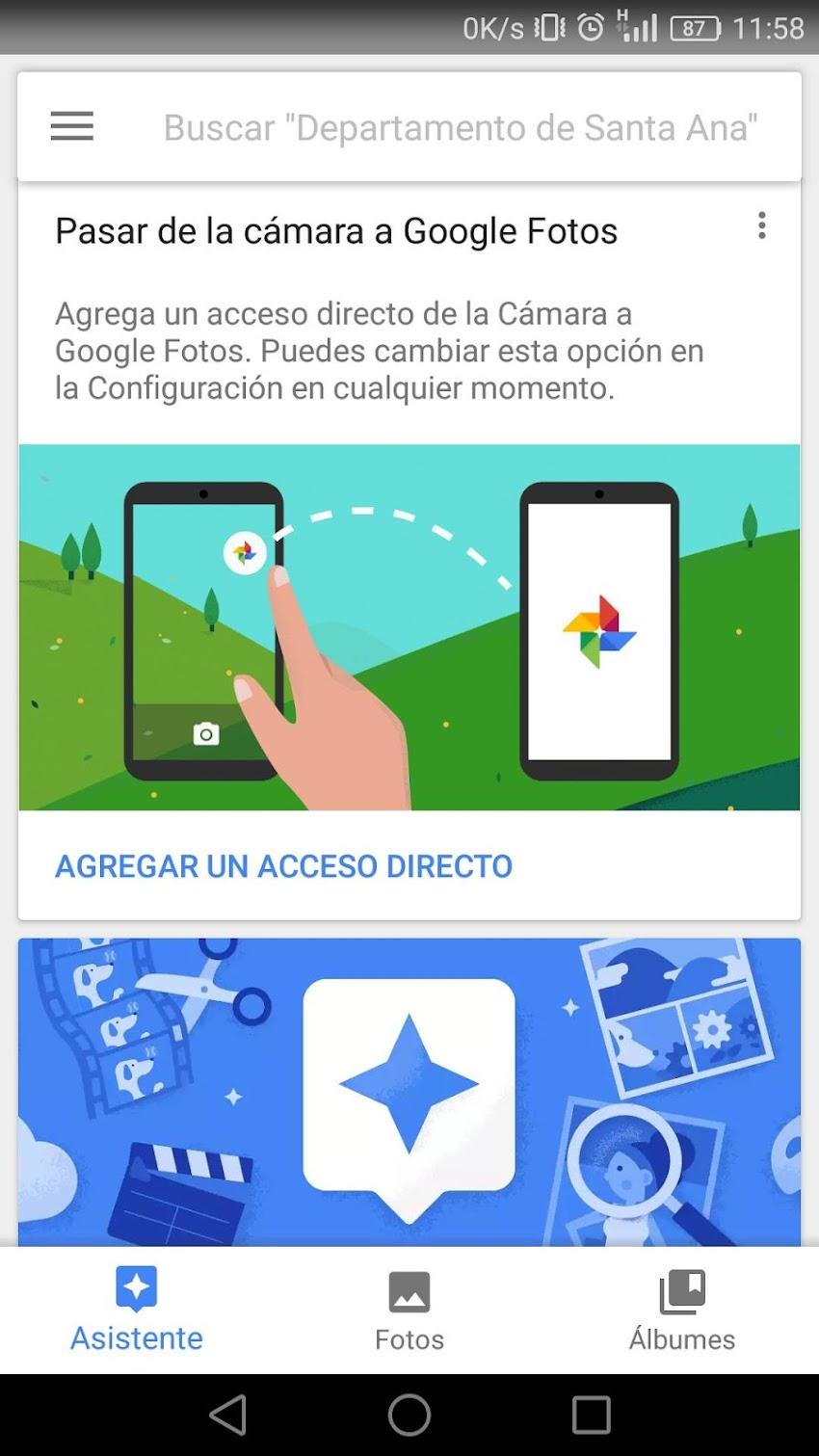Como obtener almacenamiento ilimitado en Google Fotos