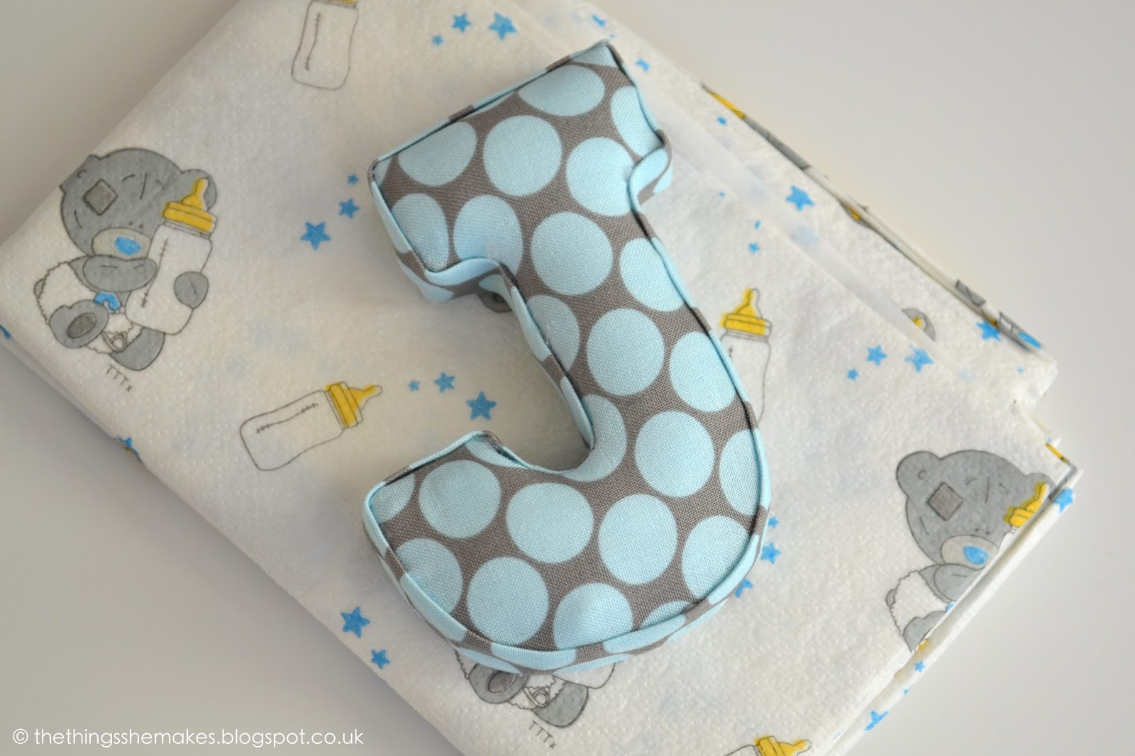 How To Make Padded Letters