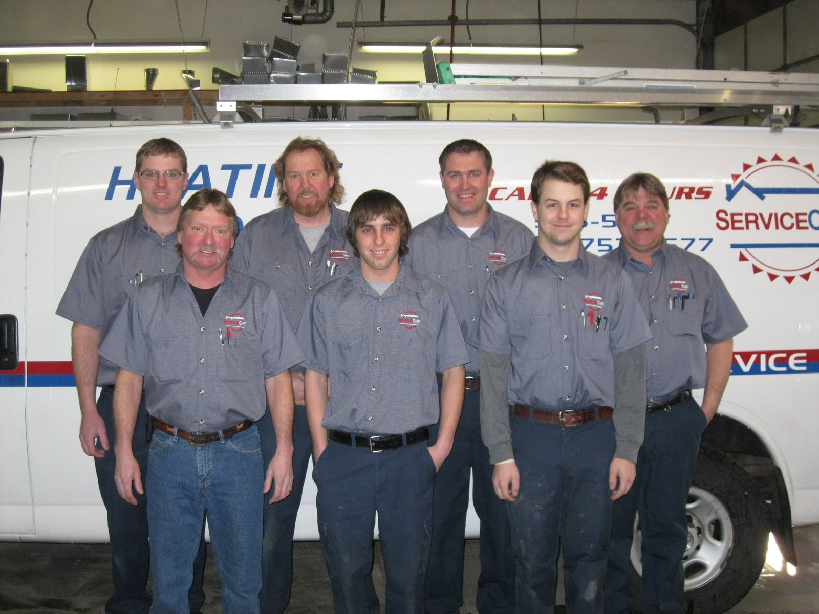 Serviceone Dubuque Hvac And Plumbing Technicians Wanted
