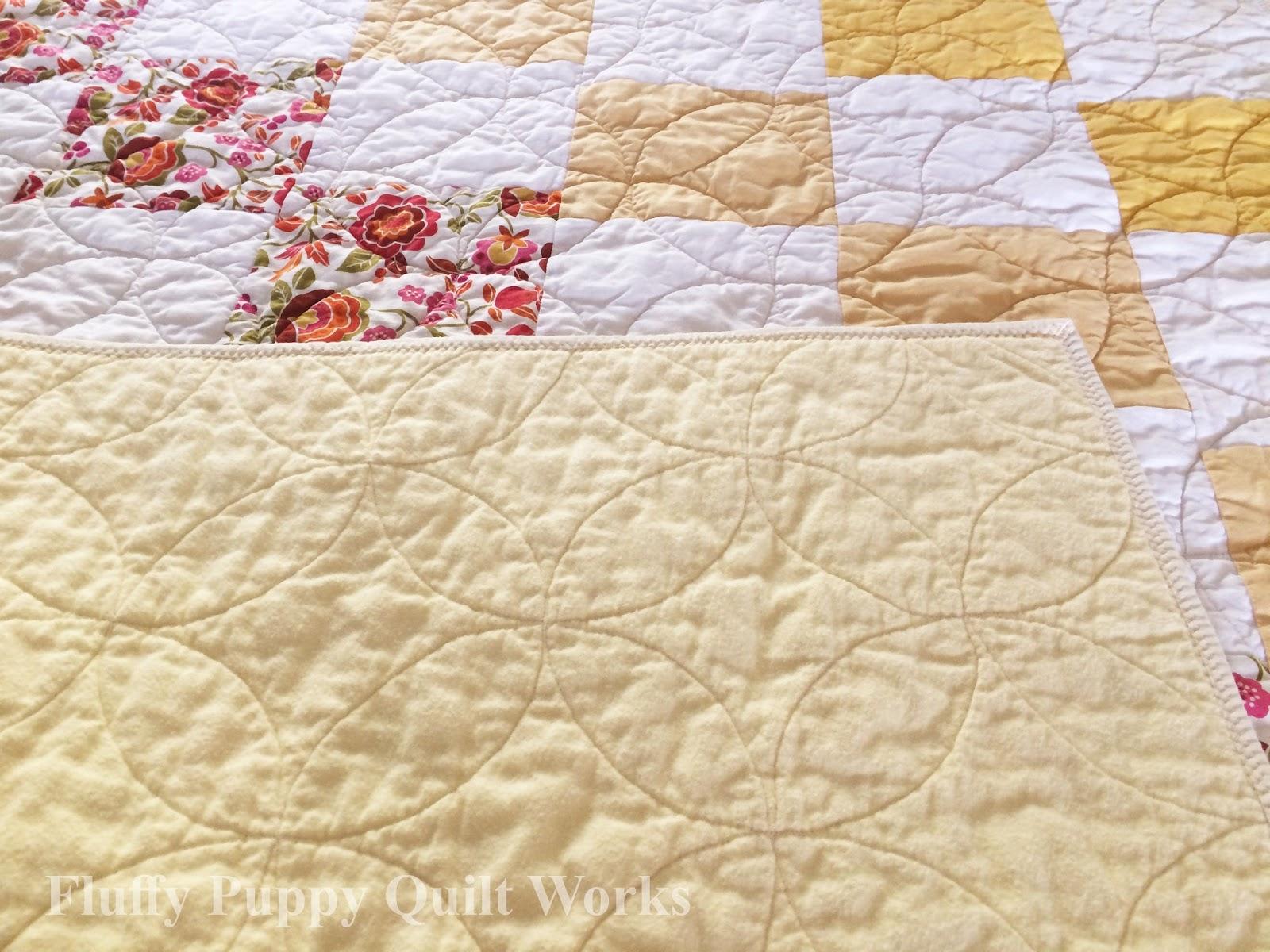 Fluffy Puppy Quilt Works Free Pdf Pattern Falling Blocks