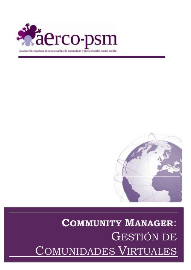 Community Manager – Gestión de comunidades virtuales