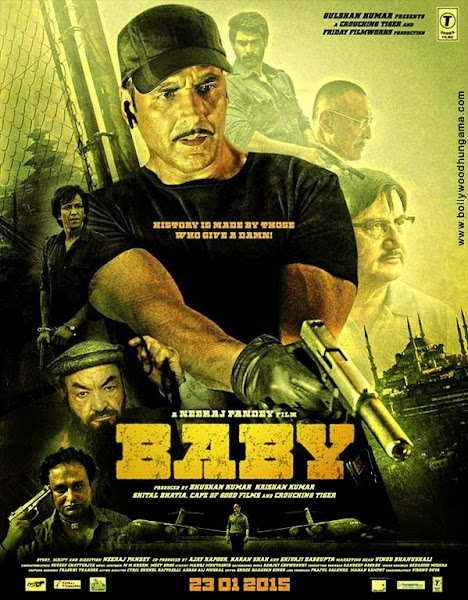 Baby (2015) Movie Poster