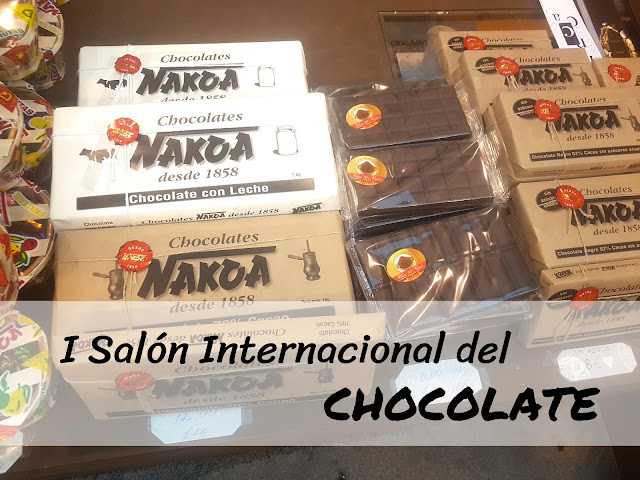 I Salón Internacional del Chocolate de Madrid