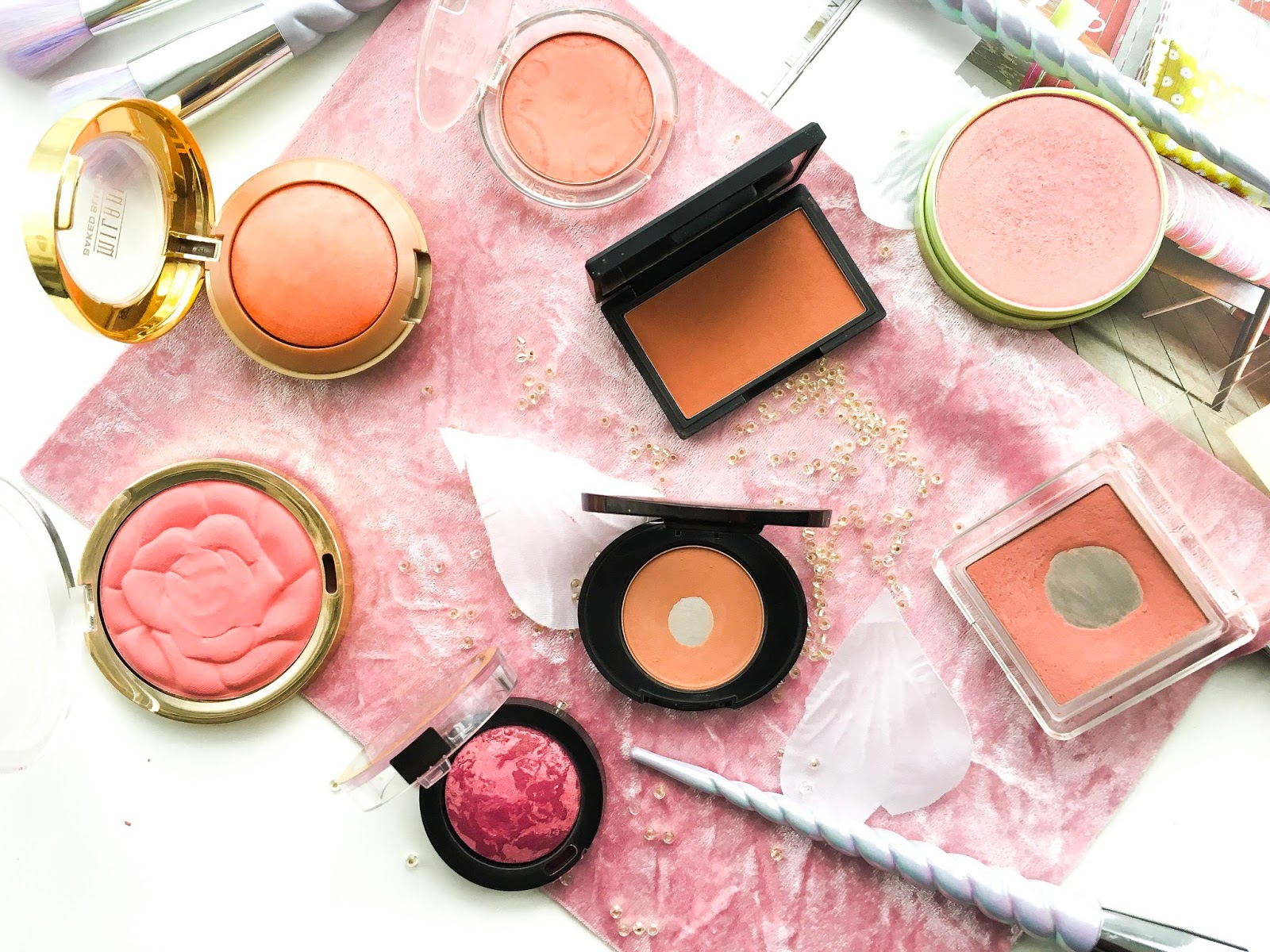 best drugstore blushers uk, best high street blushers for medium skin, top affordable blushers