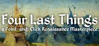 Four Last Things Game Logo