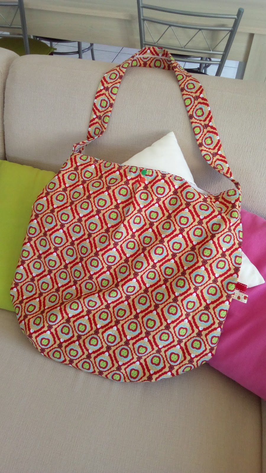 couture loisir sac de plage dames. Black Bedroom Furniture Sets. Home Design Ideas