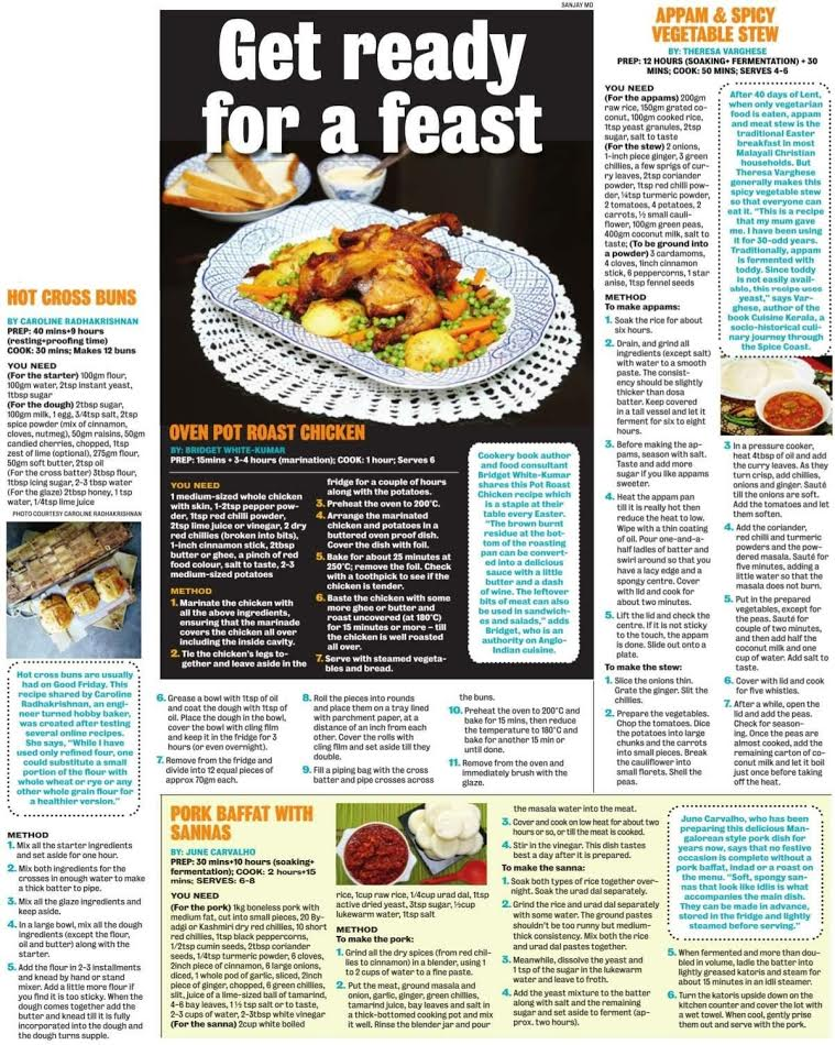 Anglo indian food by bridget white kumar bridget white kumar bridget white kumar recipe for anglo indian chicken roast featured in the bangalore mirror forumfinder Images