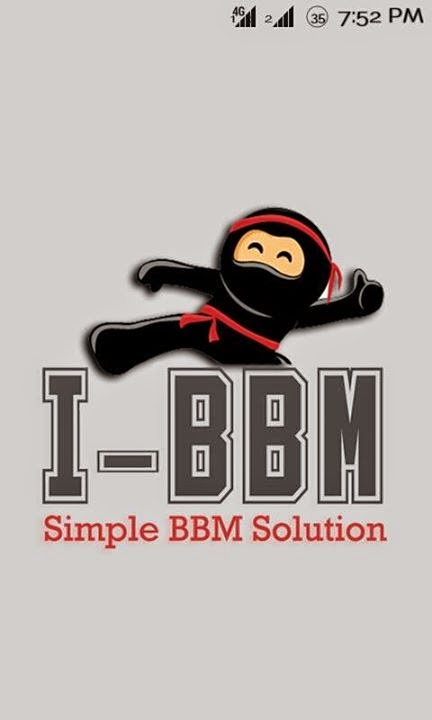 i-BBM V4.8 Simple BBM Solution