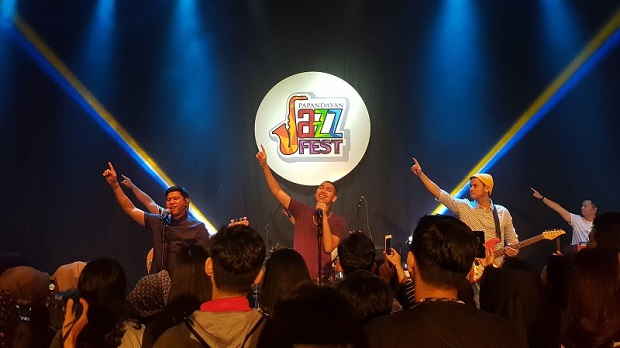 Hari Kedua, RAN Sukses Goyang The Papandayan Jazz Fest 2018