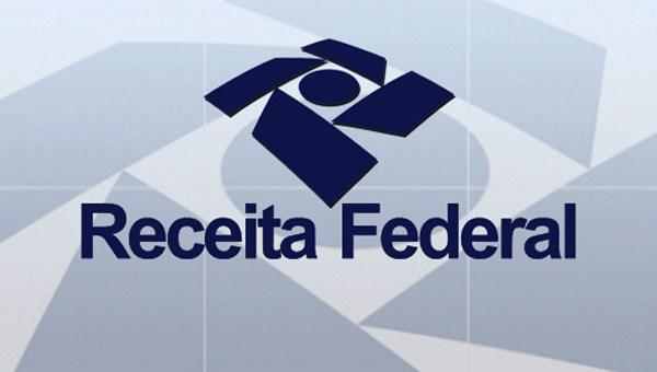 Receita Federal - RF do Brasil - Logo