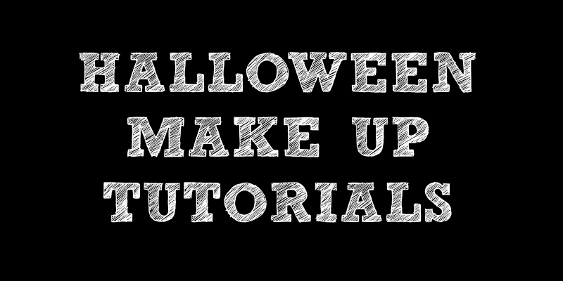 maquillage special halloween