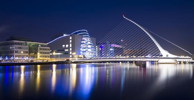 Lua de mel em Dublin, Irlanda