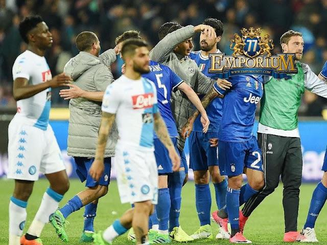 Totti Berharap Hasil Napoli Melawan Juve Imbang.