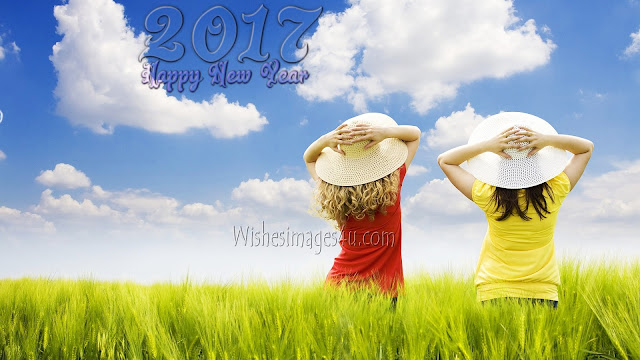 New Year 2017 HD cute Nature Photos