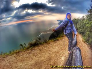 Hiking Bukit Keluang, Besut Terengganu