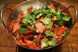 Stir Fry Chili Pork