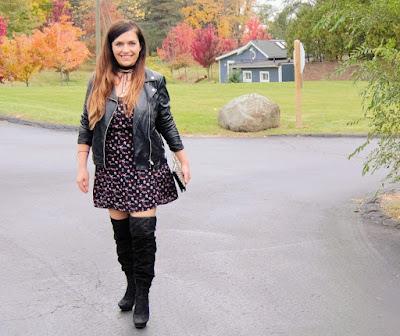 opciones de Outfits con botas Negras