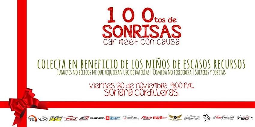 100tos de Sonrisas Guadalajara