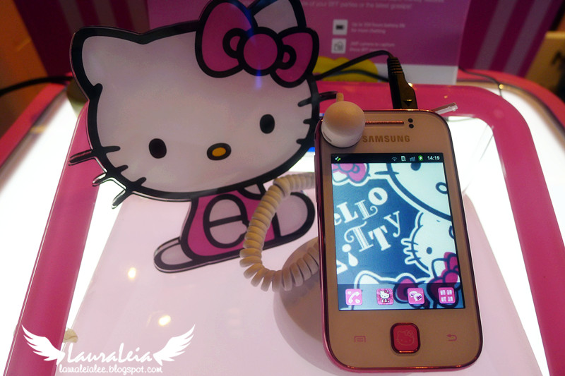 free hello kitty themes for samsung galaxy young