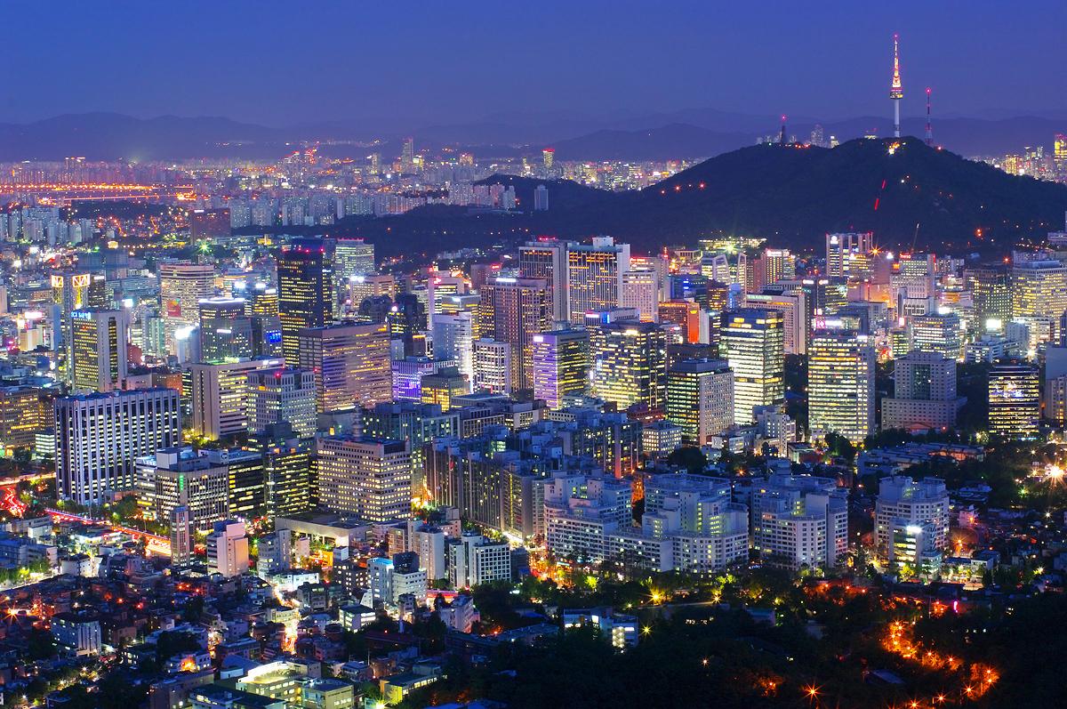 한국에 오신 것을 환영합니다 - Conhecendo Seul, a capital da Coreia do Sul - Surto  Olímpico