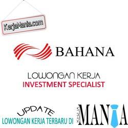 Lowongan Kerja Bahana TCW Investment Management