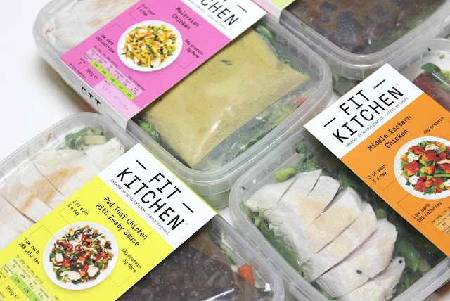 Fit Kitchen Meals Review