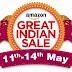 Amazon.in Great Indian Sale – Sneak Peek
