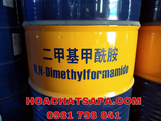 Ngọc Yến SAPA|DUNG MÔI DIMETHYLFORMAMIDE (DMF)