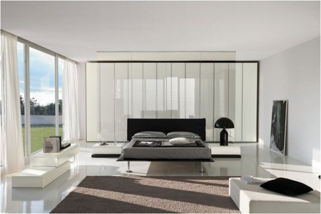Luxurious Modern Bedrooms 6